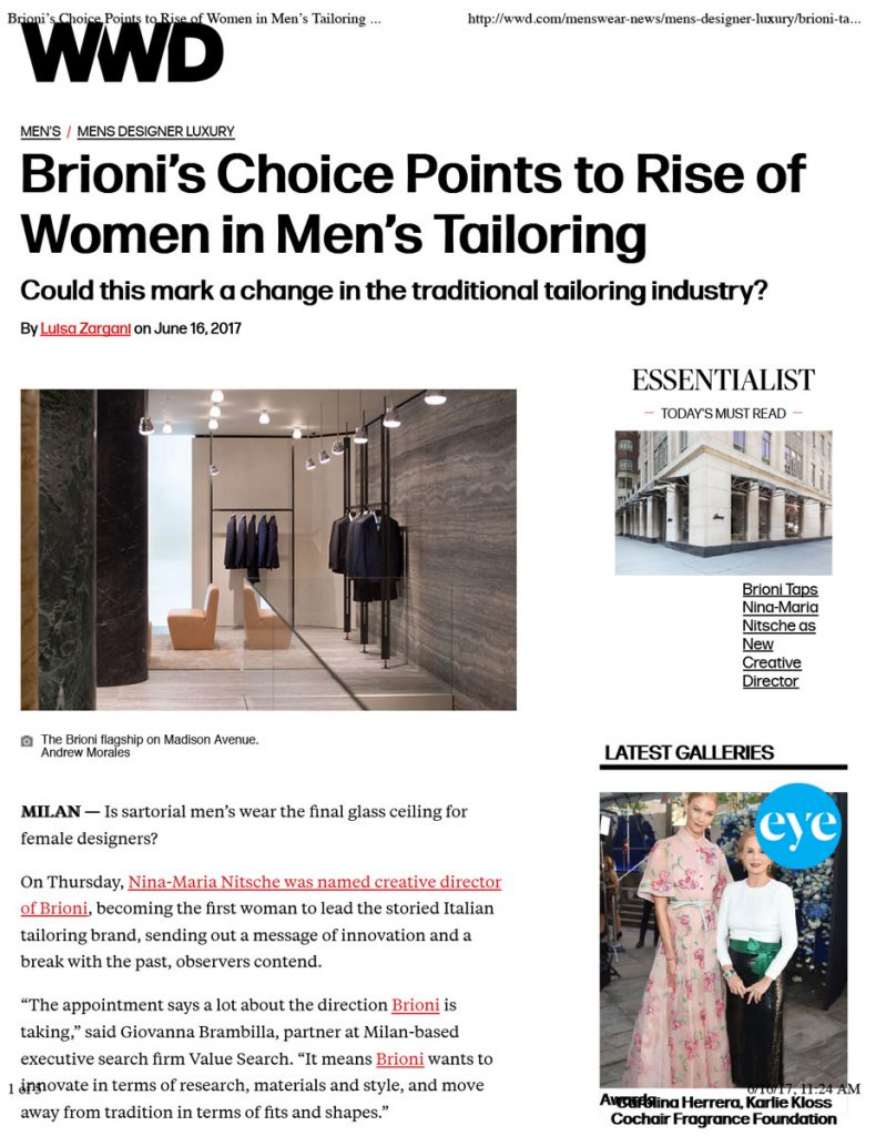 fashion marketing brioni Brioni is an italian fashion house founded in 1945 that specializes in the sale of  handmade suits robert langdon, the main character from dan.